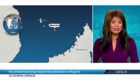 04.02.2021 20h30 GMT France : Mayotte reconfinée