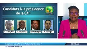 Football : de la CAN U20 à l'élection du président de la CAF (1)