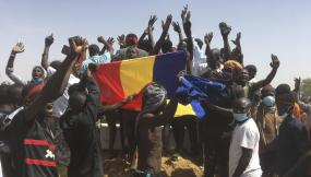 Tchad : l'opposition brave l'interdiction de la junte de manifester (1)