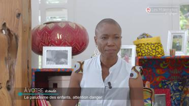 Le paludisme des enfants : attention danger